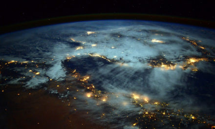An Astronaut's Awesome View of Earth from Space.