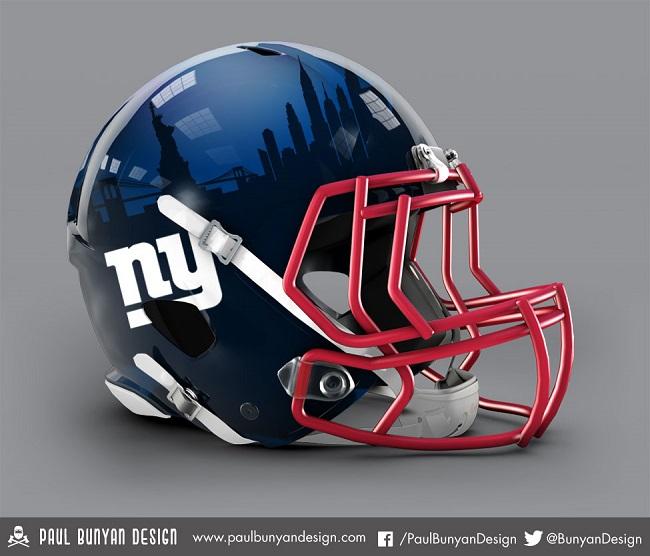 21 - Redesigned-NFL-Helmets