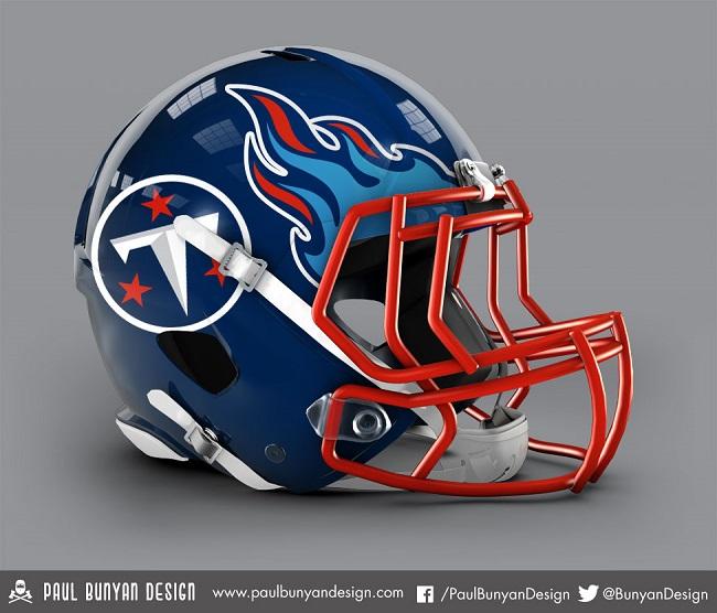 31 - Redesigned-NFL-Helmets