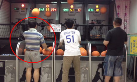 Arcade Basketball is VERY Impressive in China.
