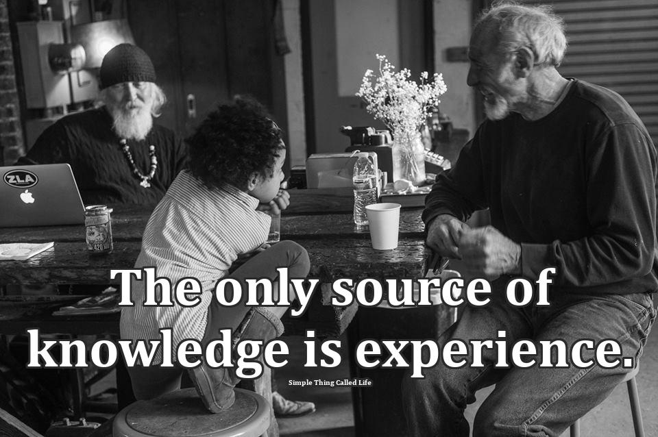 Knowledge Quote