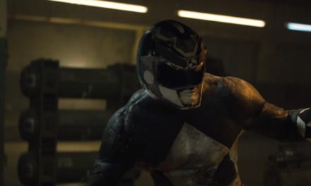 New Power Rangers Short Film From Joseph Khan.