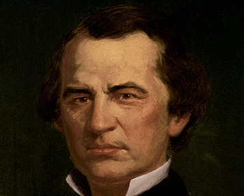 Andrew Johnson Speaks Out on Race and Discrimination