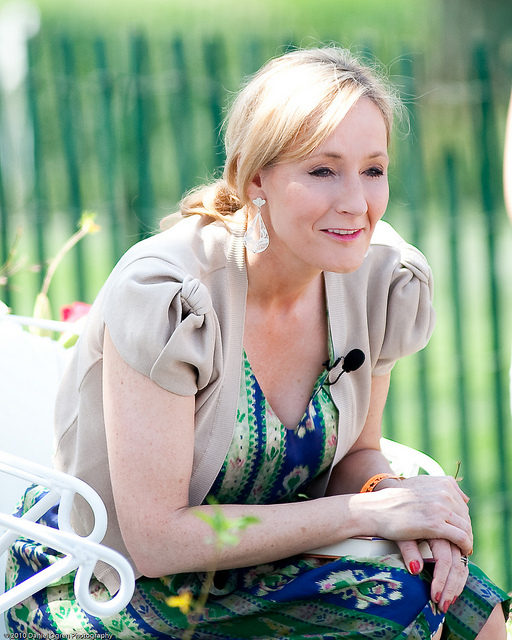 J.K. Rowling's Inspirational Advice on Overcoming Failure