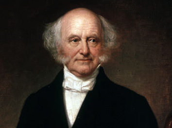 Martin Van Buren on the Nature of Government [QUOTE]