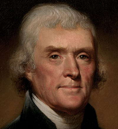 Thomas Jefferson's 12 Rules on Living a Good Life