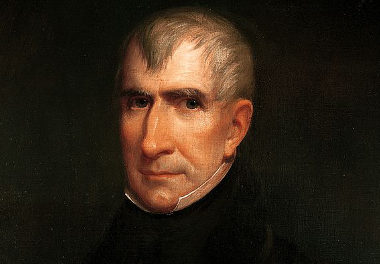 William Henry Harrison on Creating a Strong Government [QUOTE]