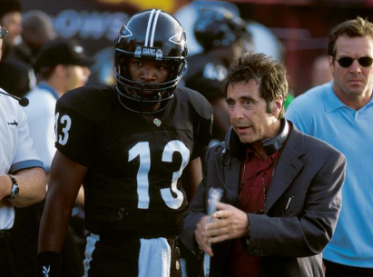 """Al Pacino's Motivational Speech on Life from """"Any Given Sunday"""""""