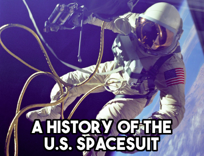 The Evolution of American Spacesuits