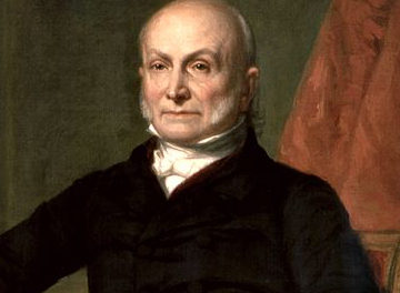 John Quincy Adam's Magical Cure for Life's Difficulties [QUOTE]