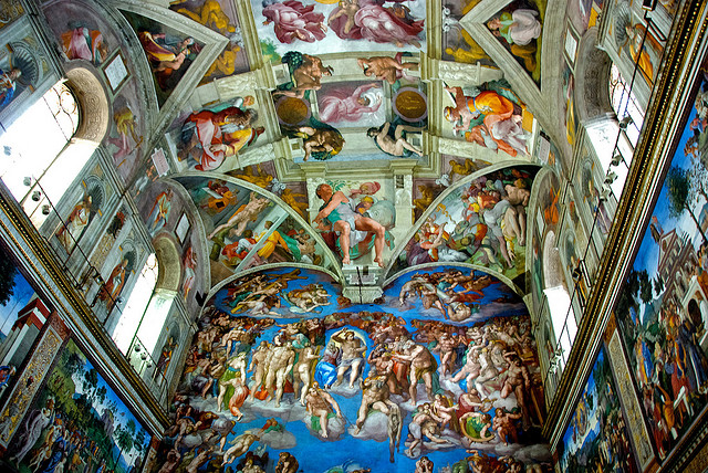Michelangelo Didn't Think Too Highly of His Own Work