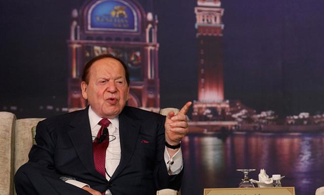 Billionaire Sheldon Adelson's Business Advice