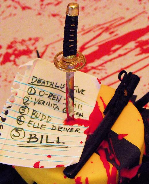05 - Kill Bill Cake
