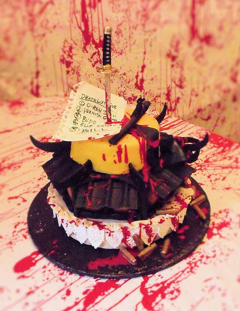 06 - Kill Bill Cake