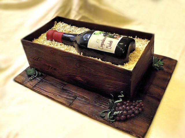 10 - Wine Cake