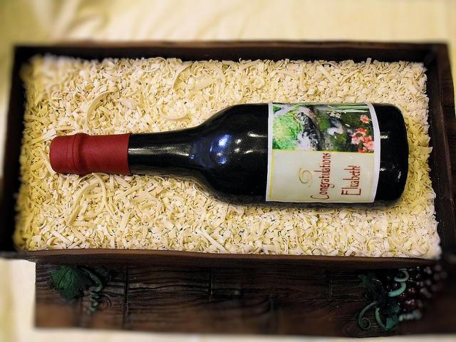 11 - Wine Cake