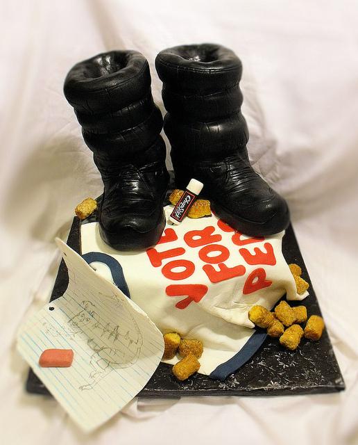 17 - Napoleon Dynamite Cake