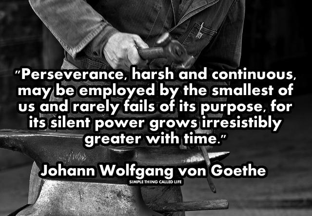 Goethe-Perseverance-Quote