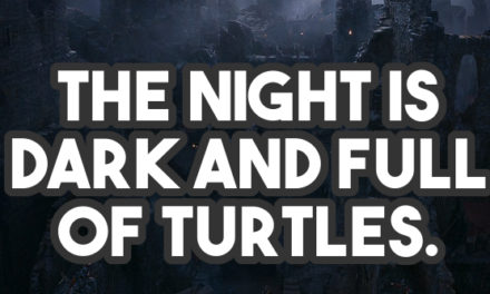 Game of Thrones inspired by turtles