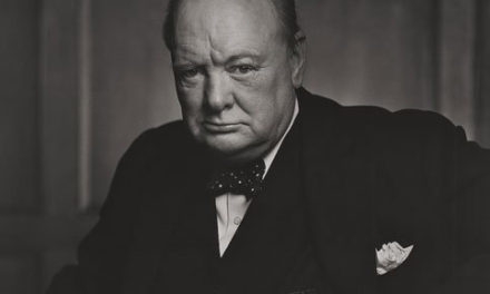 Winston Churchill's Response to His Cigar Being Yanked from His Mouth