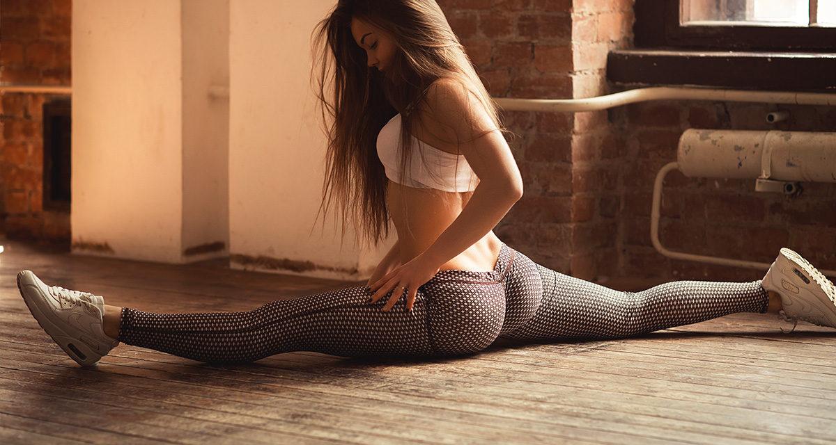 Helen Semenova teaches you to properly stretch in six steps