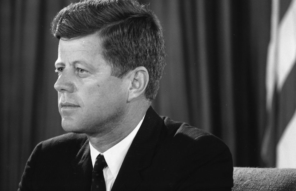 "JFK was embarrassed by ""Soft, Chubby, Fat Looking Children"""