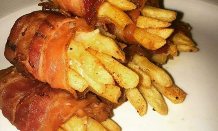 Heart Attack Fries = Well Worth It