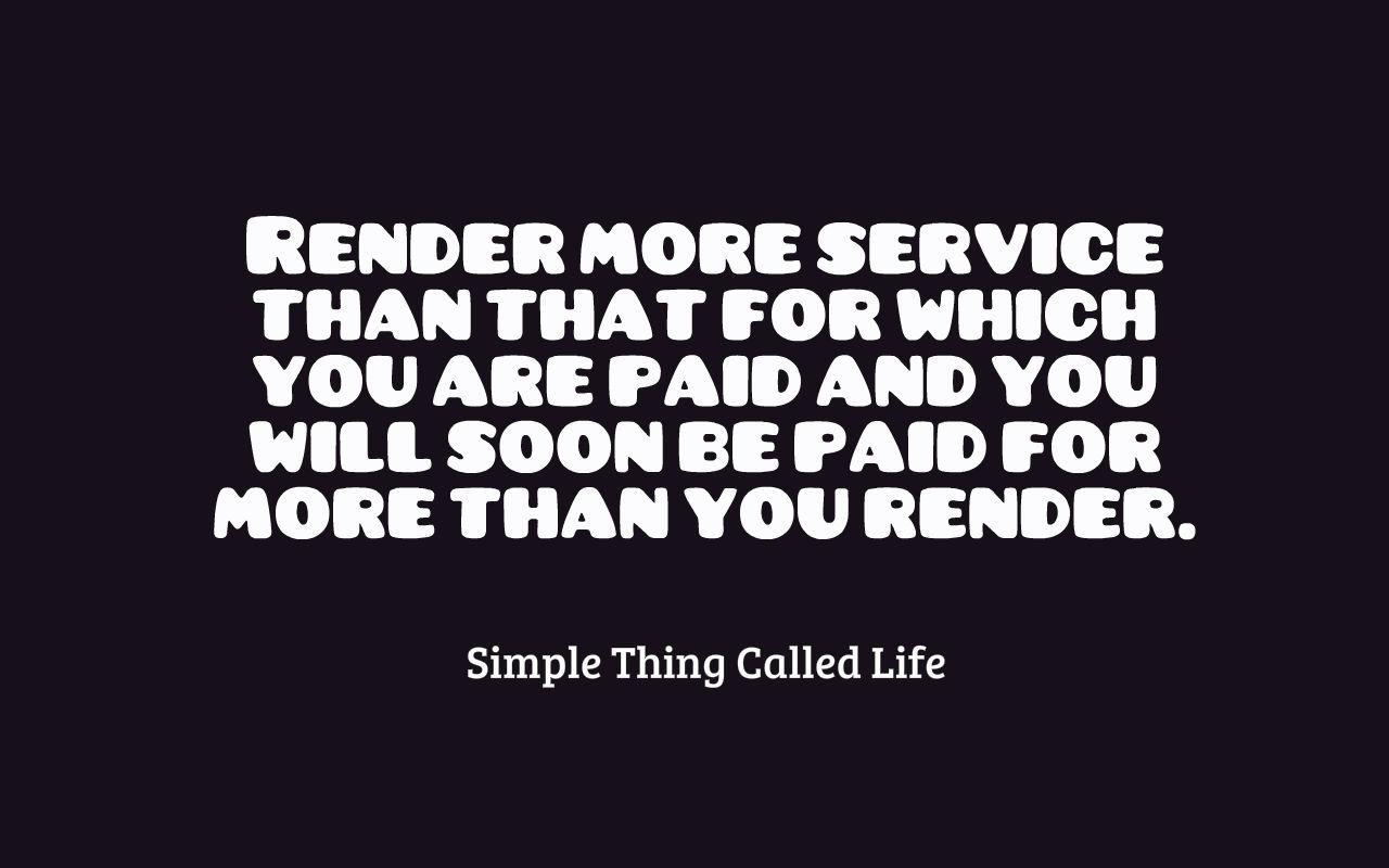 render-more-service