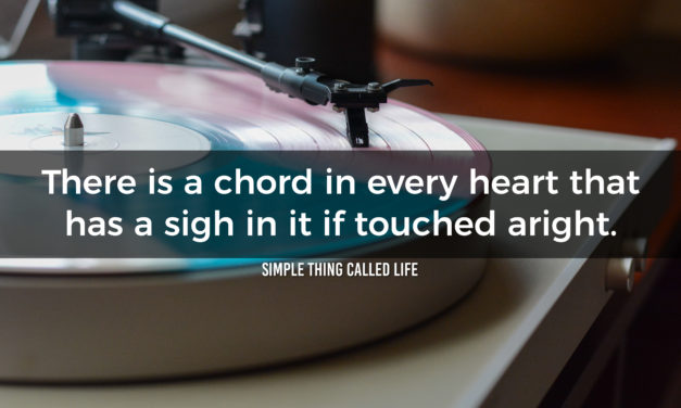 There is a sigh in every heart