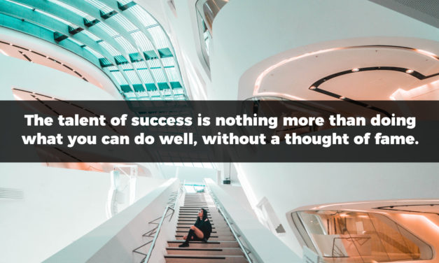 The Talent of Success